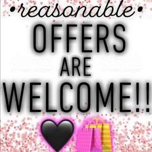 Accessories - •reasonable• OFFERS ARE WELCOME!! 🛍💕